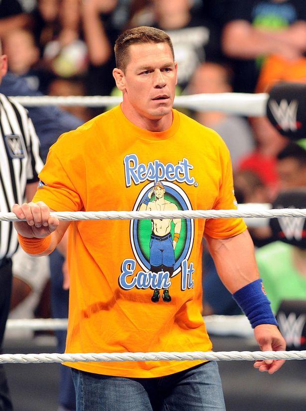 John Cena In Ring Pictures