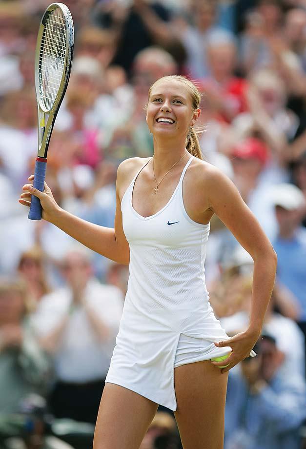 Maria Sharapova Bold Images