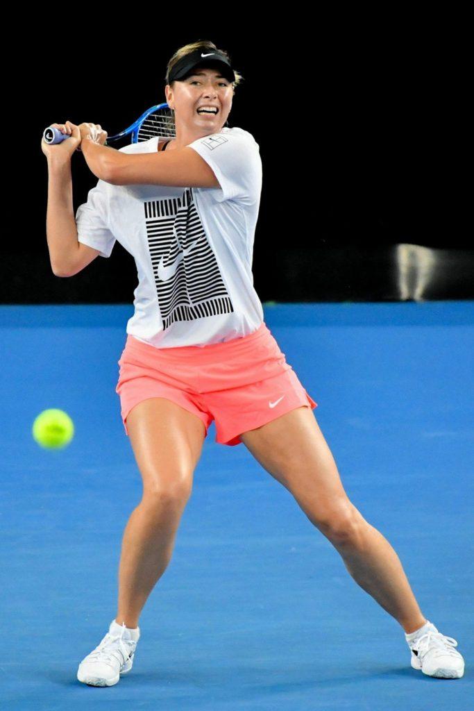 Sharapova dating tennis player 7