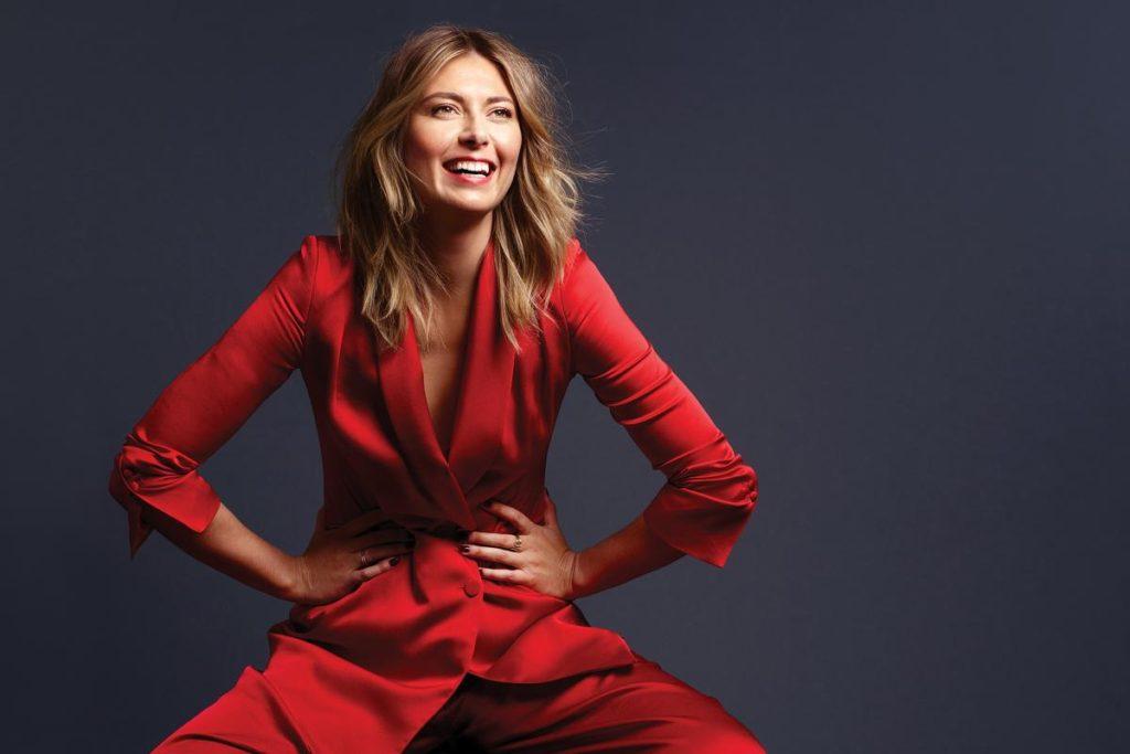 Maria Sharapova Hot Photoshoot Wallpapers