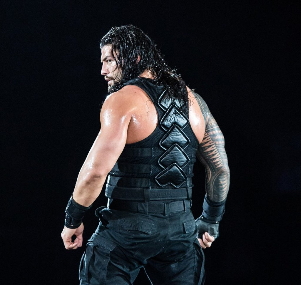 Roman Reigns Body Pictures