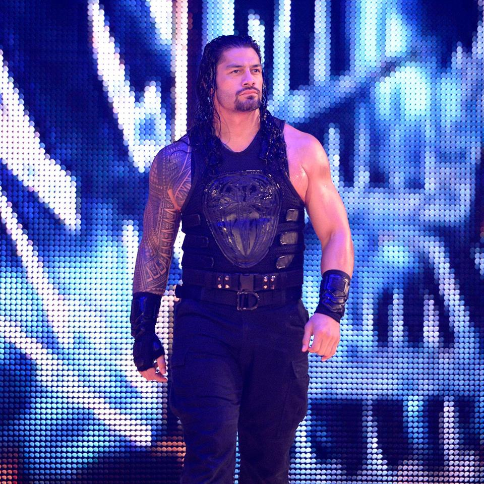 Roman Reigns HD Images For Profile Pics