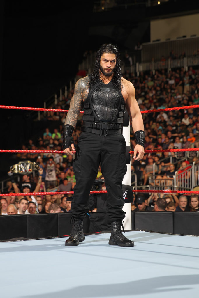 Roman Reigns Sexy Look Pictures