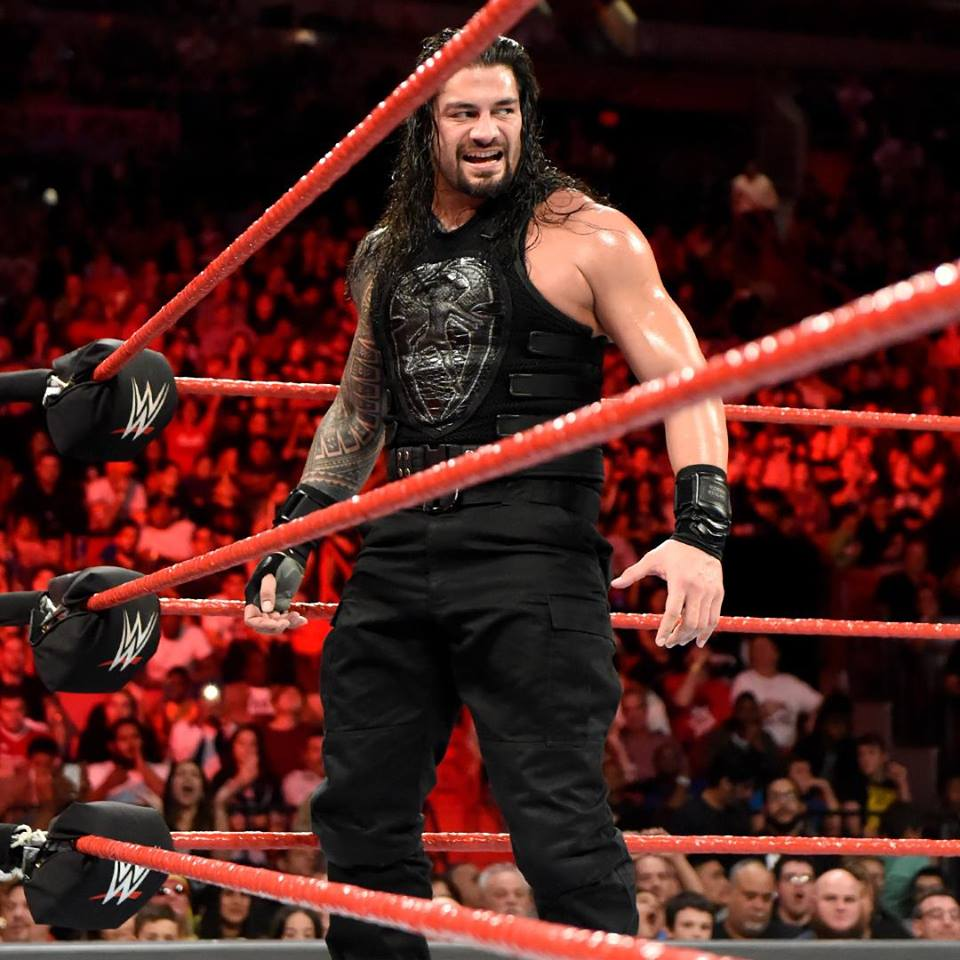 Roman Reigns Tattoo Pictures