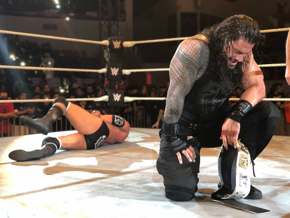 WWE Roman Reigns Latest HD Images