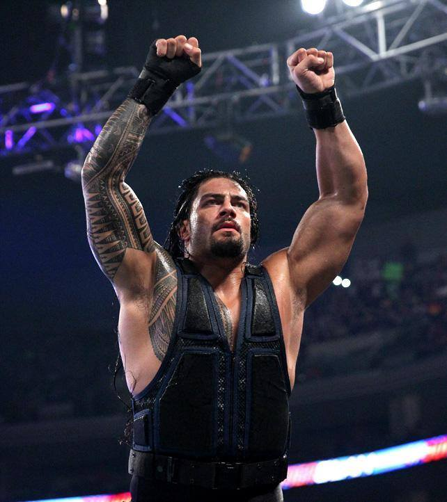 Wrestler Roman Reigns Hot Pictures