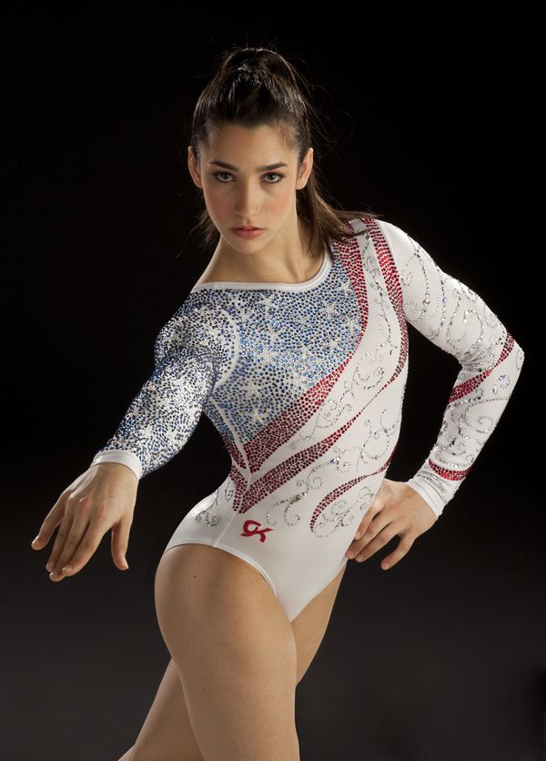 Aly Raisman Bold & Beautiful Pictures