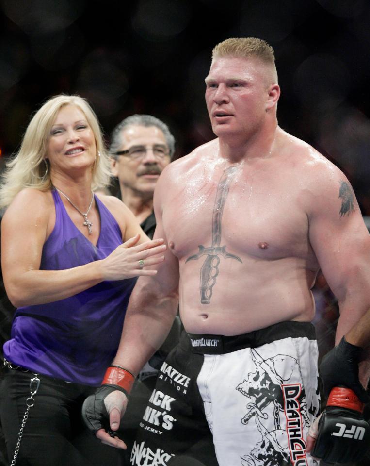 American Wrestler Brock Lesnar Pics