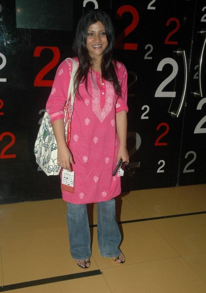 Bollywood Actress Konkona Sen Sharma Pics