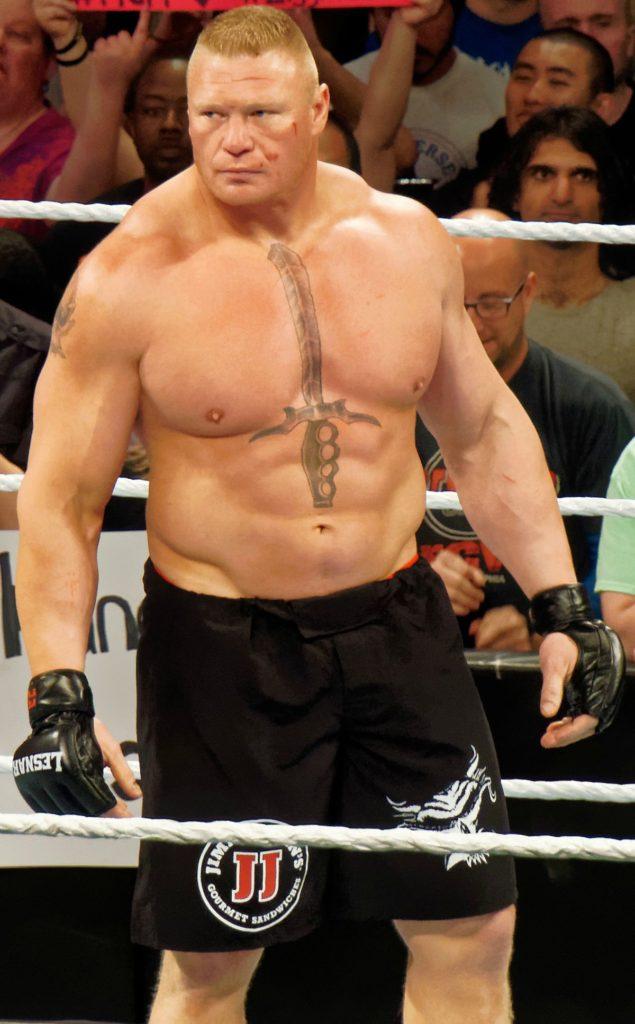 Brock Lesnar Age
