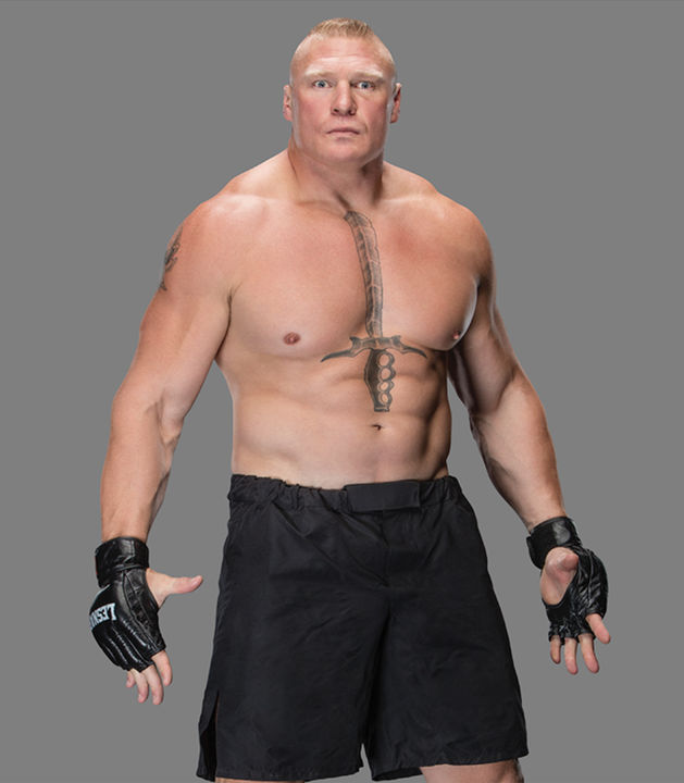 Brock Lesnar Angry Looking Pictures