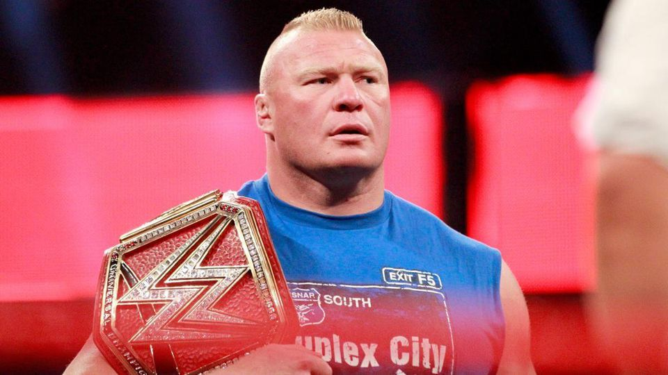 Brock Lesnar Charming Images