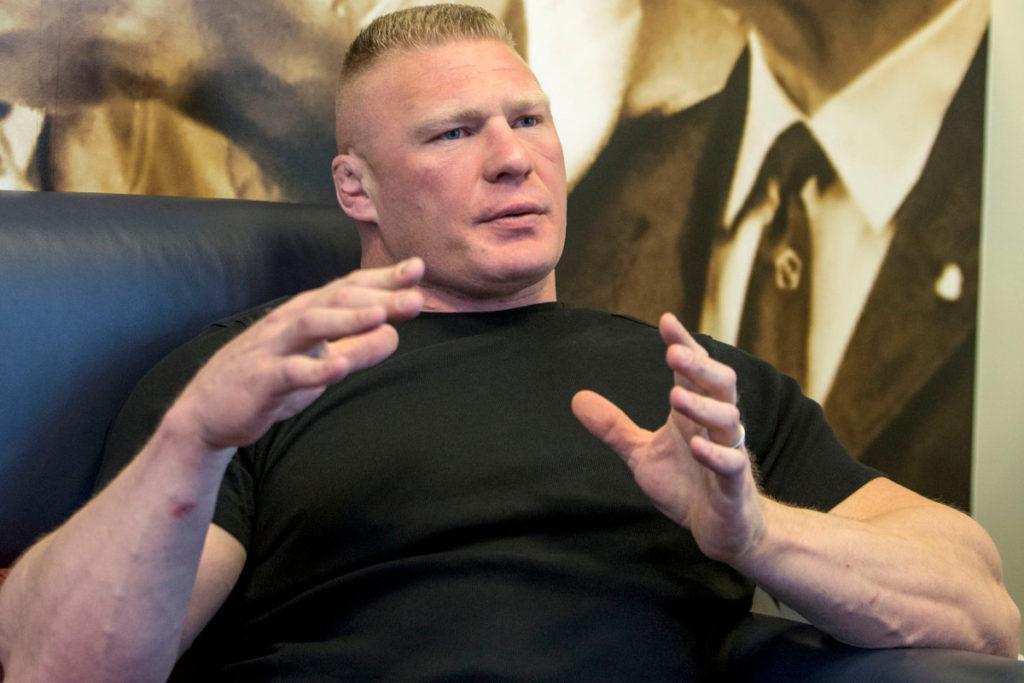 Brock Lesnar Full HD Photoshoots
