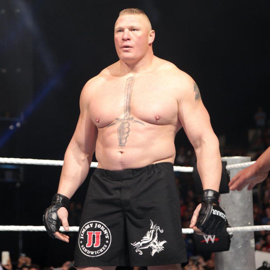 Brock Lesnar Handsame Photos