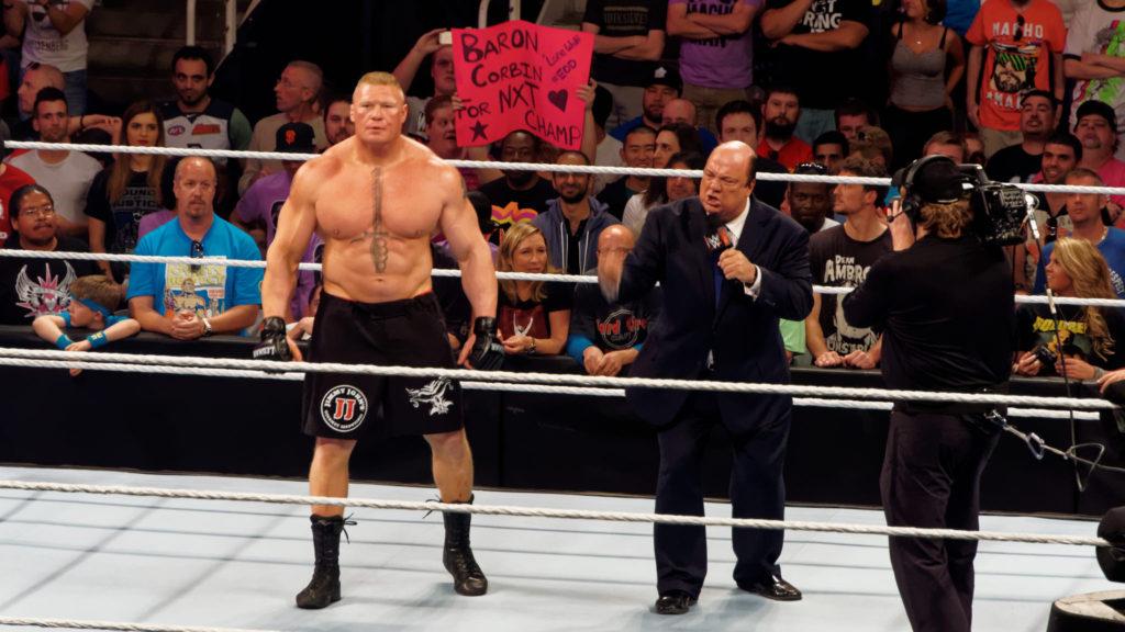 Brock Lesnar Photos
