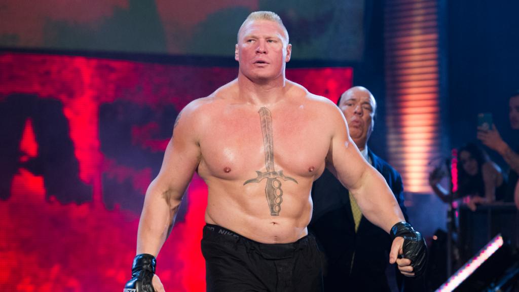 Brock Lesnar Pics