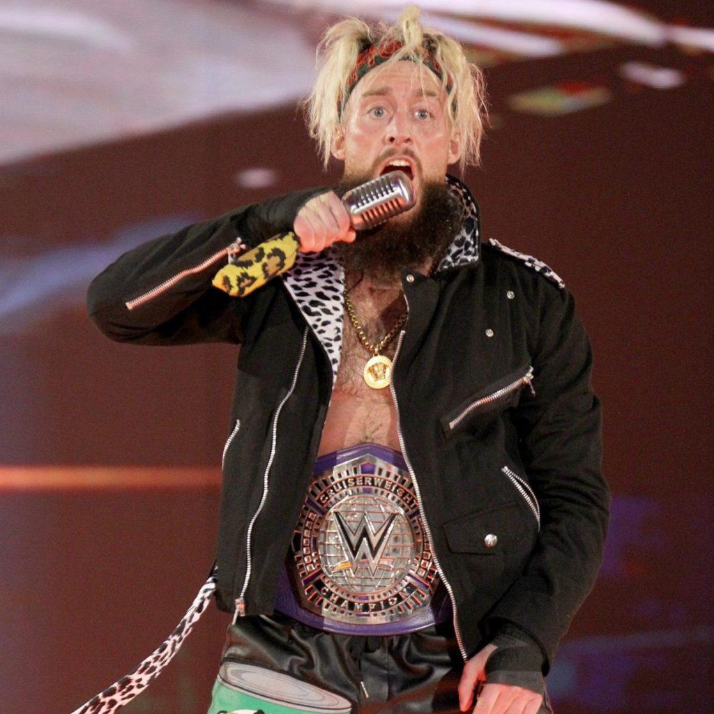 American Professional Wrestler Enzo Amore Photos