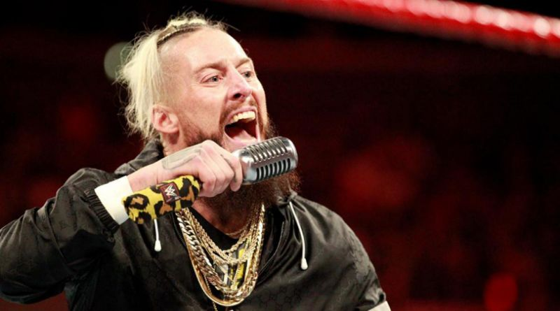 Enzo Amore Angry Pictures