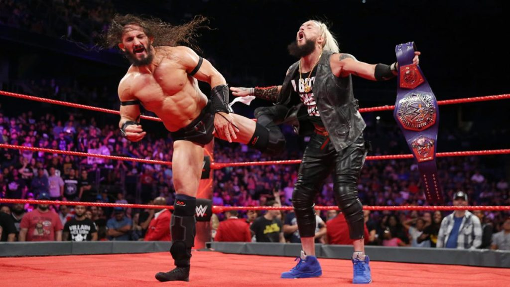 Enzo Amore Beautiful Fight Pictures