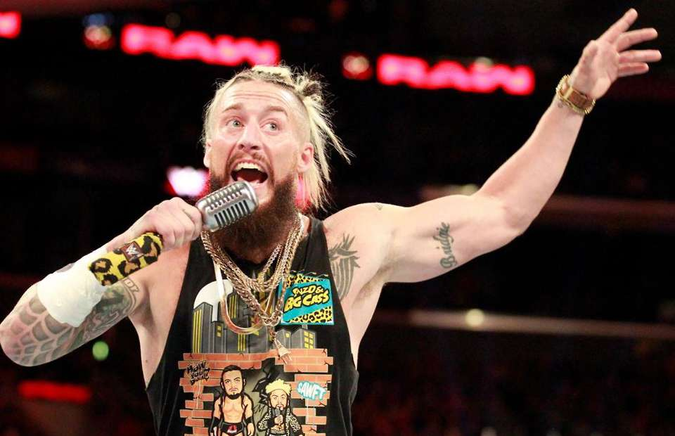 Enzo Amore Full HD Images
