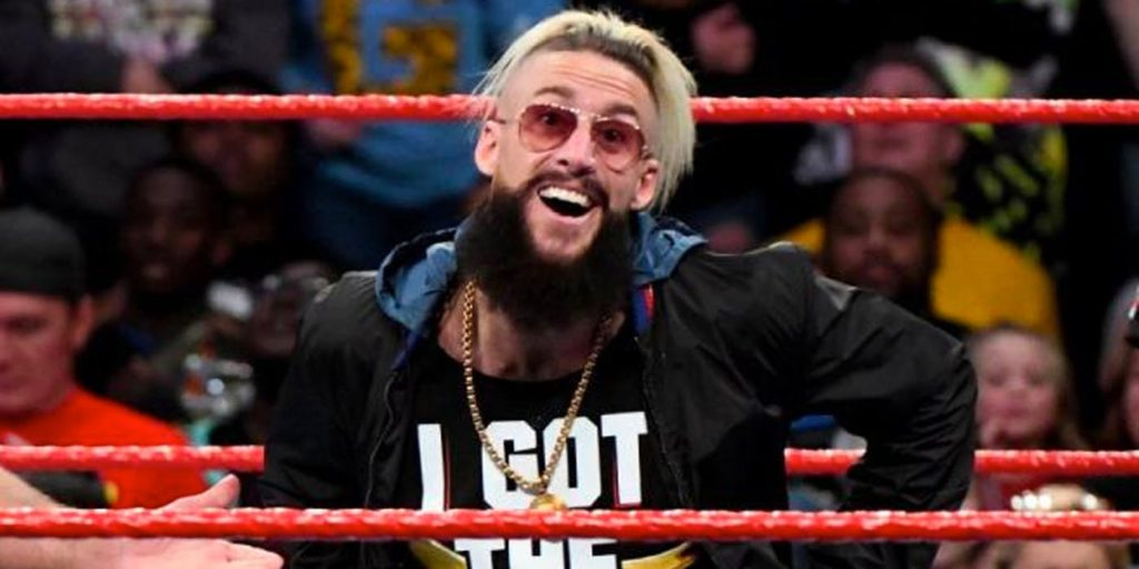 Enzo Amore Pics In Ring