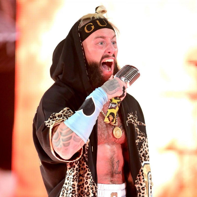 Enzo Amore Weight