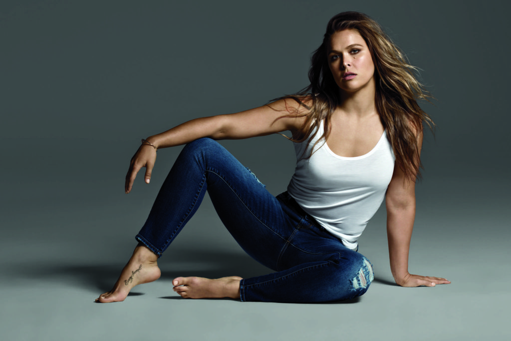 Gorgeous Ronda Rousey Pictures