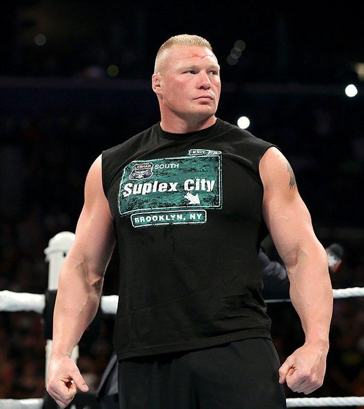 Handsame Brock Lesnar Images