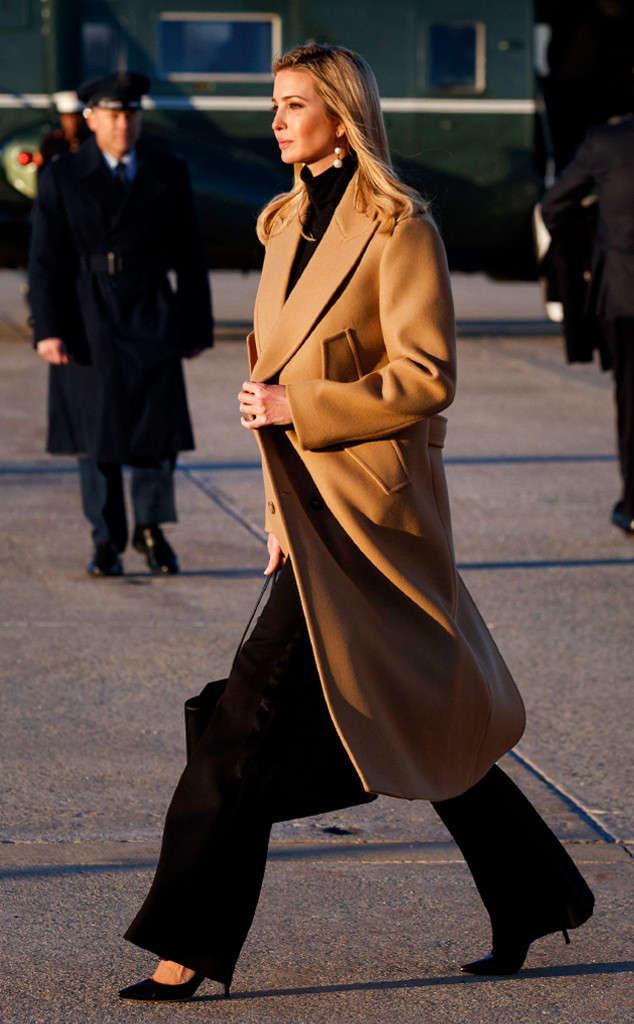 Ivanka Trump Latest Style Pics