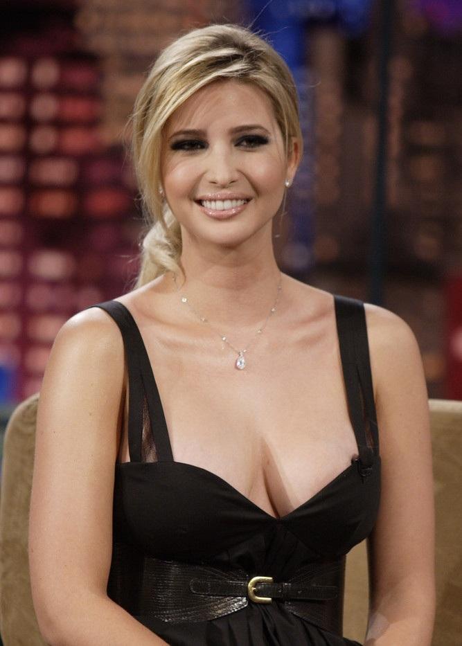 Ivanka Trump Sweet Smile Images
