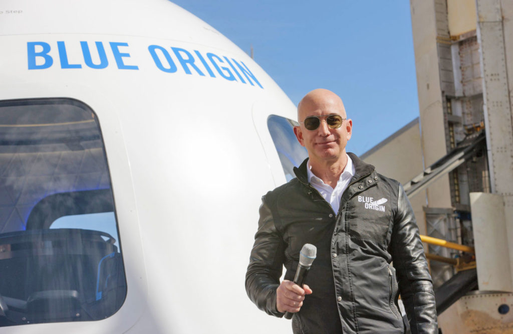 Jeff Bezos Full HD Images Download