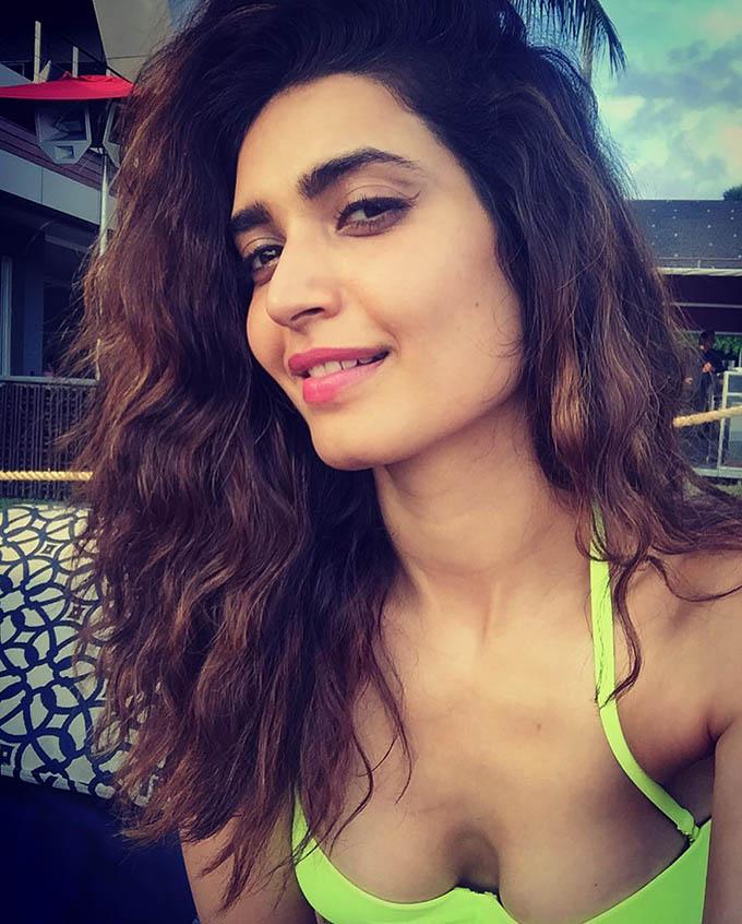 Karishma Tanna Hot Boobs Showing Images