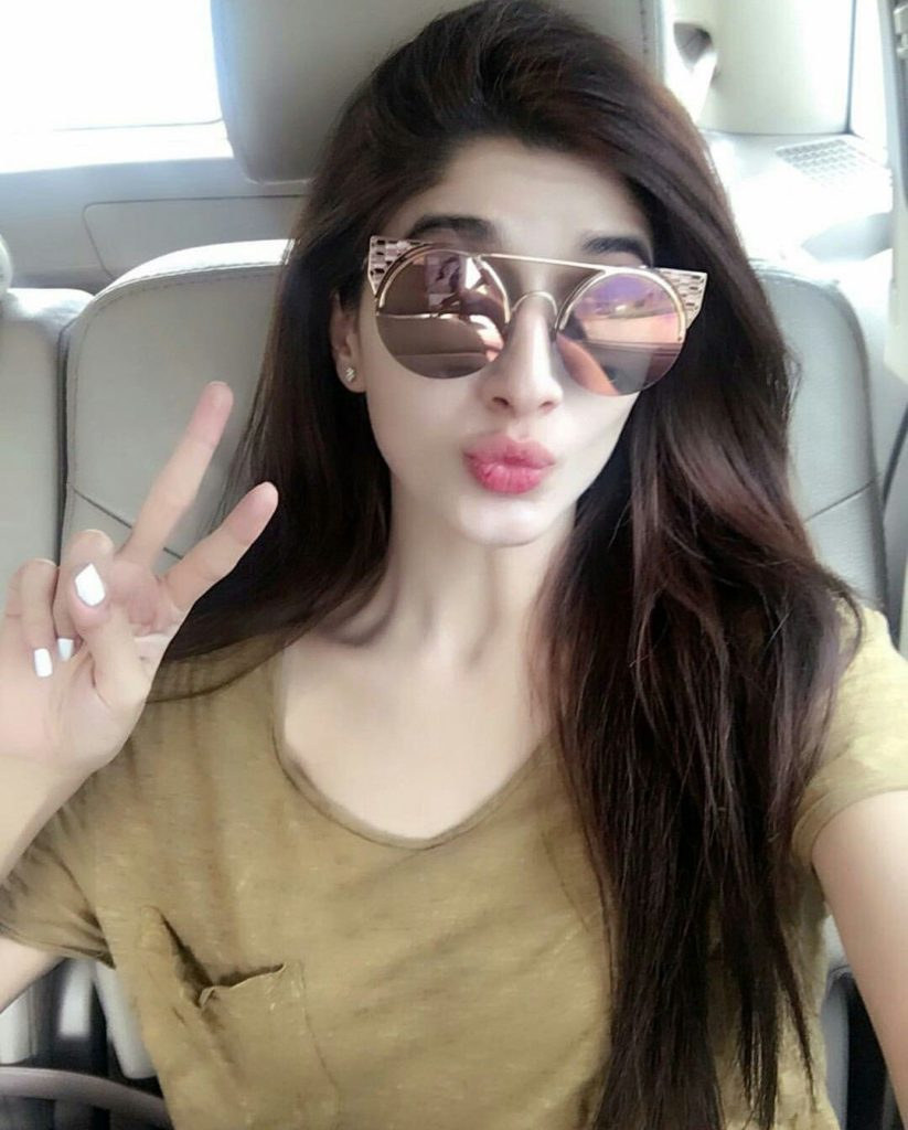 Mawra Hocane Cute Selfie Pictures