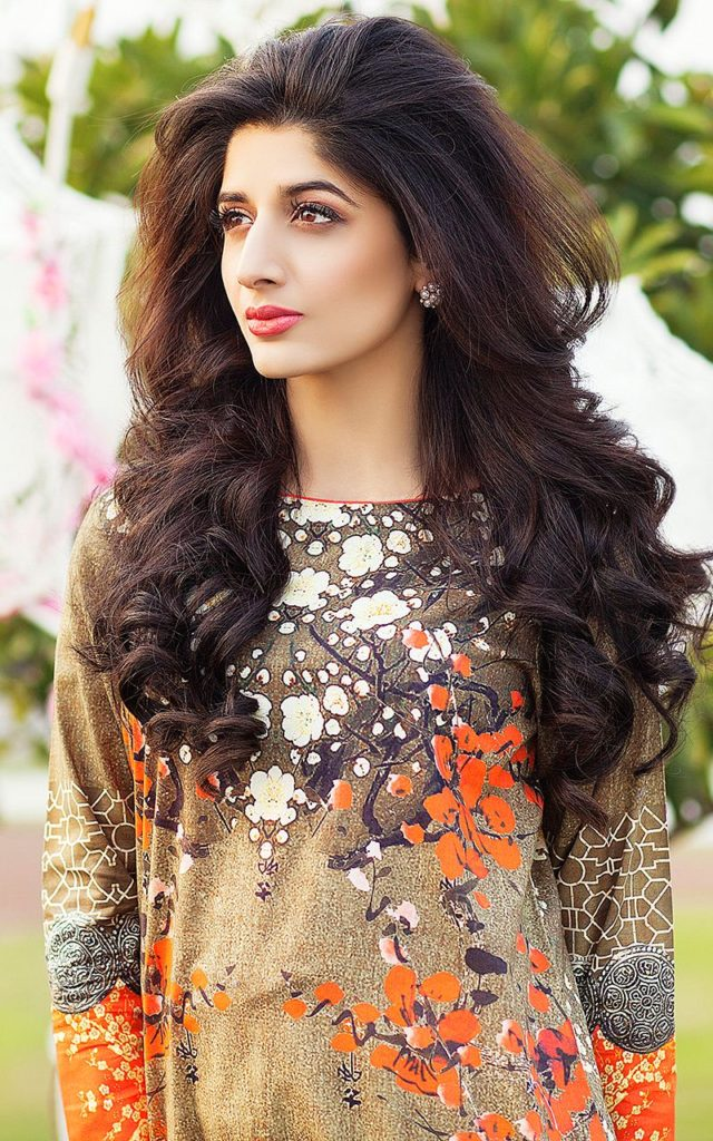 Mawra Hocane New Latest Hair Style Pics