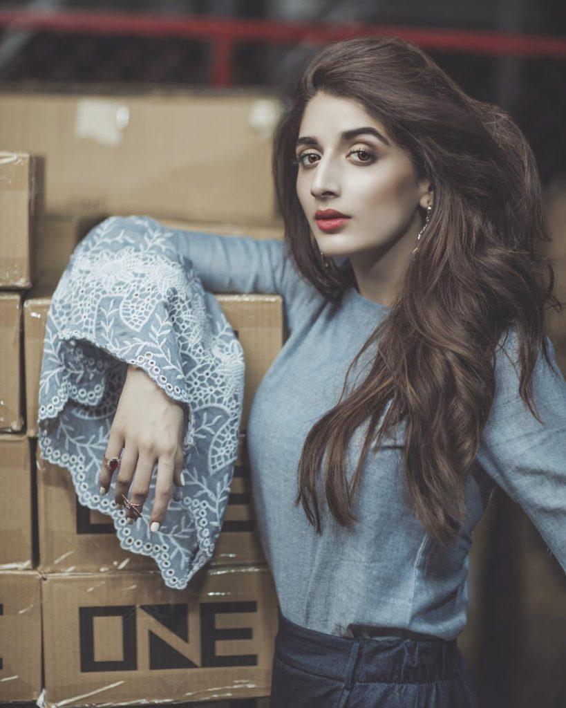Mawra Hocane New Pics In Beautiful Clothes
