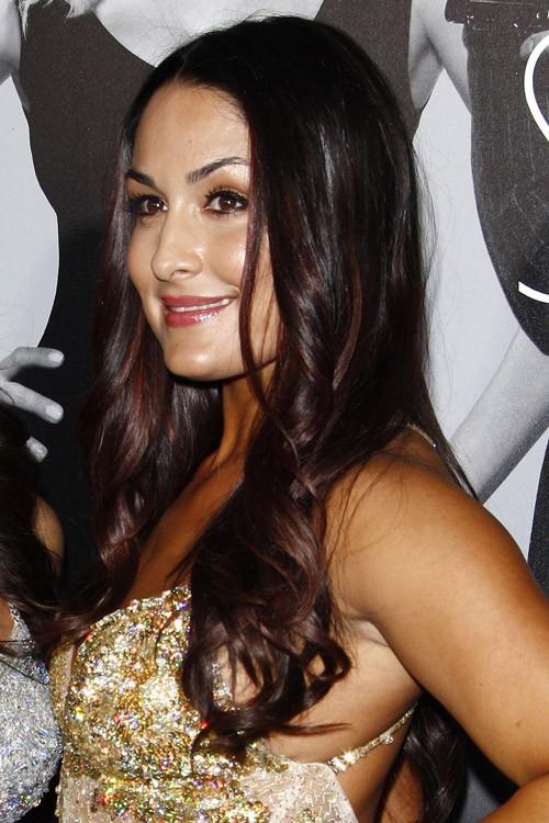 Nikki Bella Images At Event