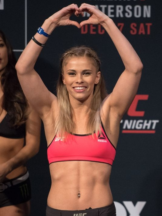 Paige VanZant Attractive Wallpapers