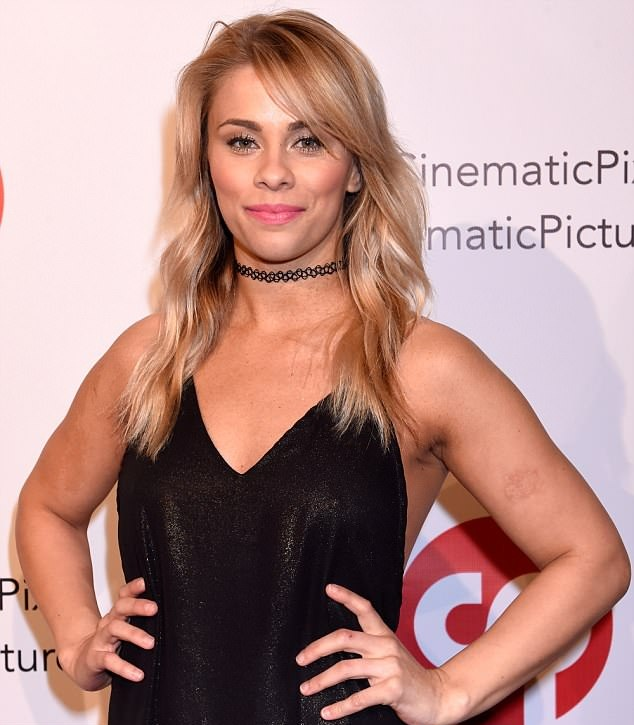 Paige VanZant Photos At Event