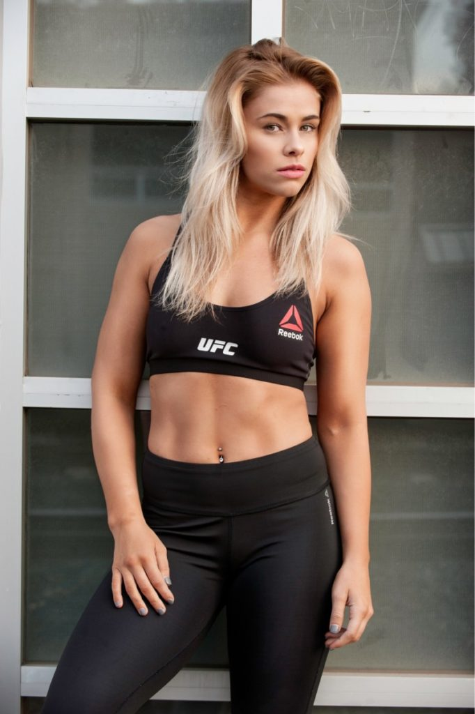 Paige VanZant Spicy Navel Wallpapers