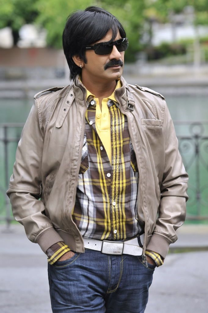 Ravi Teja Attractive Images
