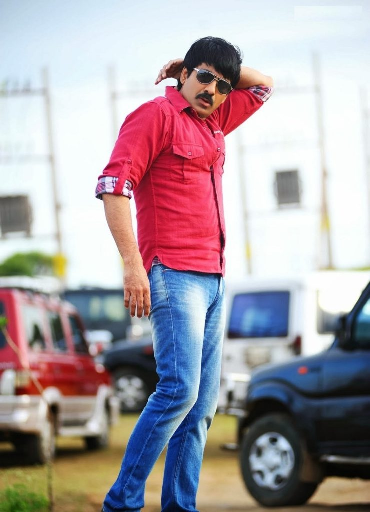 Ravi Teja Beautiful Pics