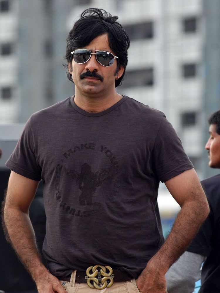 Ravi Teja Lovely Wallpapers