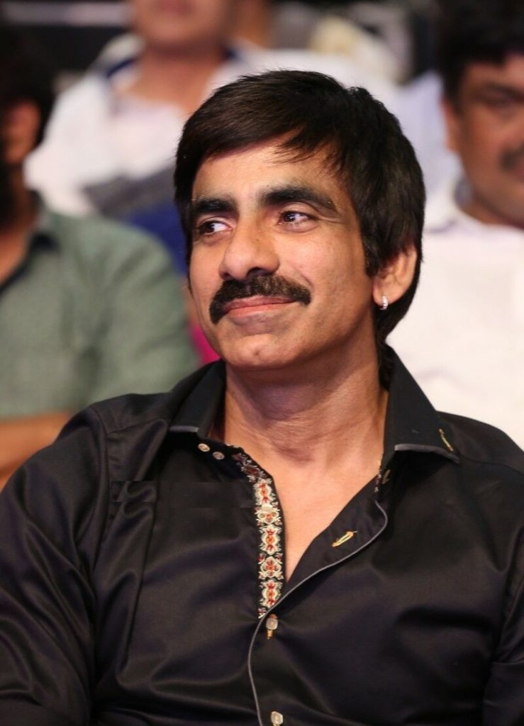 Ravi Teja Photos At Award Show