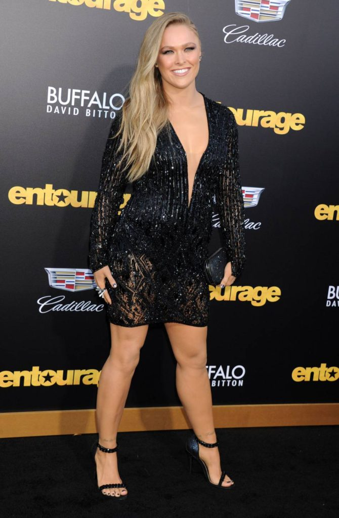 Ronda Rousey Images For Profile Pics