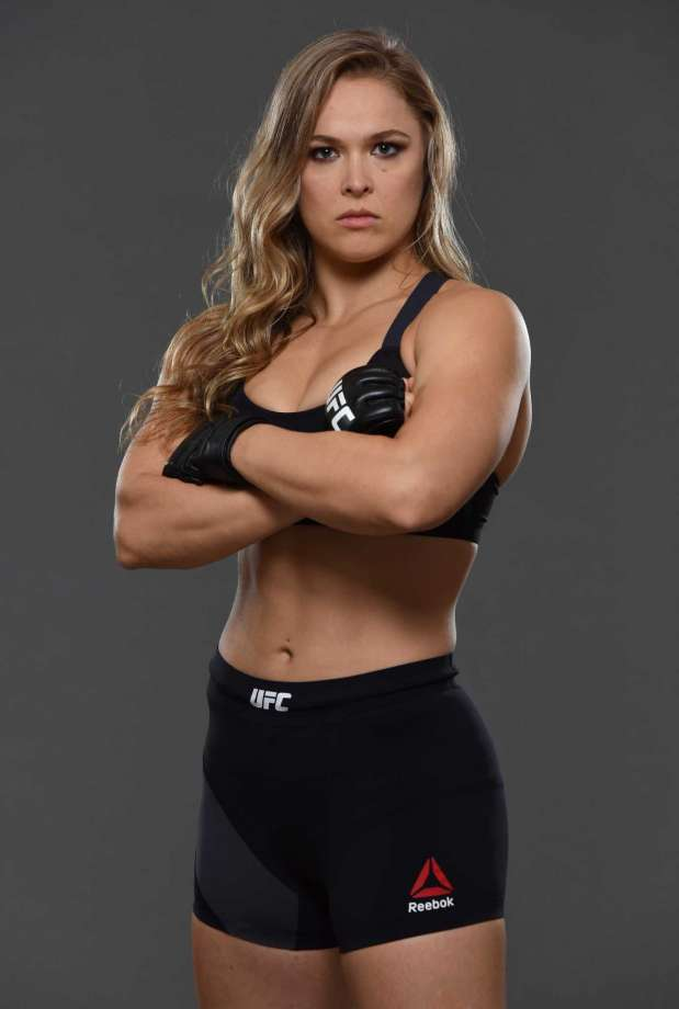 Ronda Rousey Unseen Wallpapers
