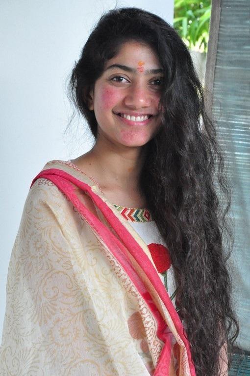Sai Pallavi Sweet Smile Images