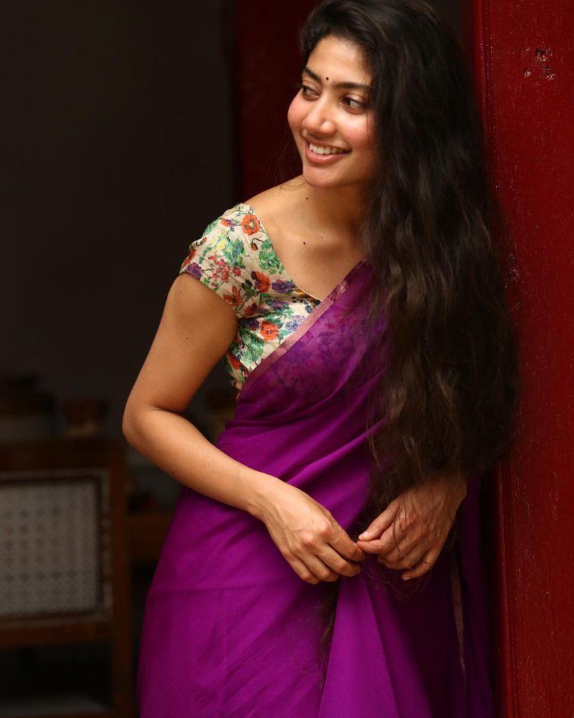 Sai Pallavi Upcoming Movie Look Pics