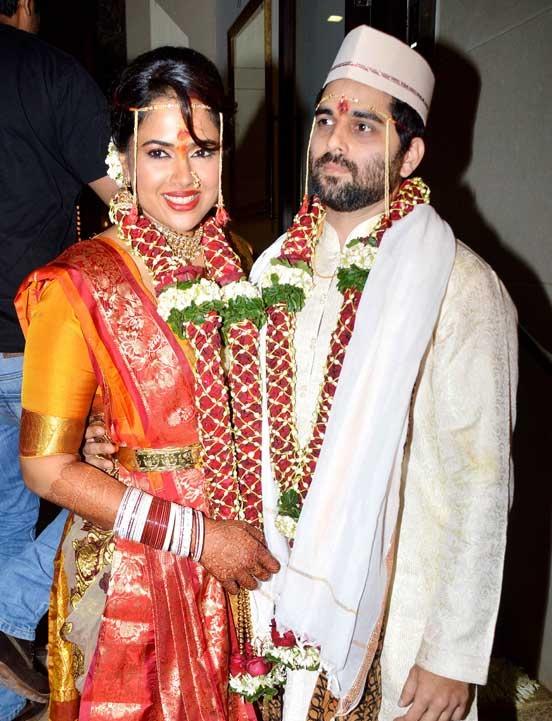 Sameera Reddy Photos With His Husband