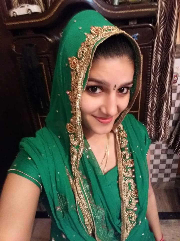 Sapna Choudhary In Indian Look Pictures