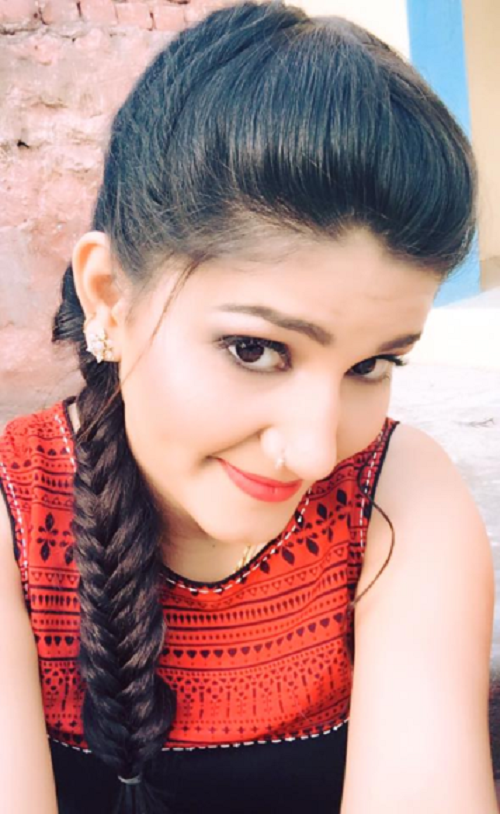 Sapna Choudhary Smiling Wallpapers